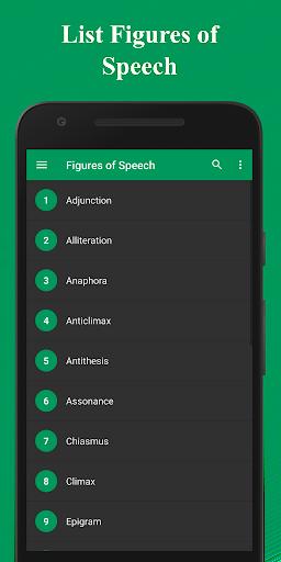 Figures of Speech (Free) 1.8 screenshots 1