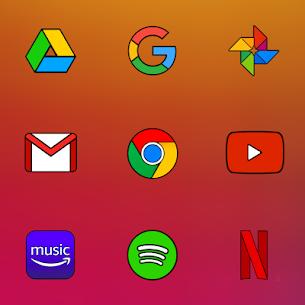 Crispy HD – Icon Pack (MOD, Paid) v9.0 5