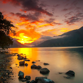 by Larry Rogers - Landscapes Sunsets & Sunrises