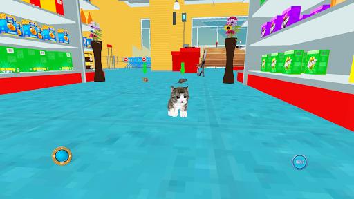 Kitten Cat Craft:Destroy Super Market Ep1  screenshots EasyGameCheats.pro 4