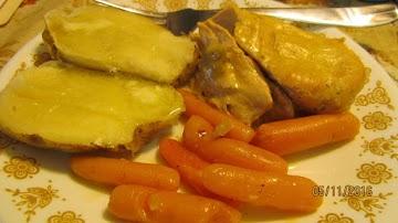 Crock Pot Ranch Chicken Recipe