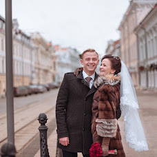 Wedding photographer Anastasiya Mudukova (Phmudukova). Photo of 01.02.2017