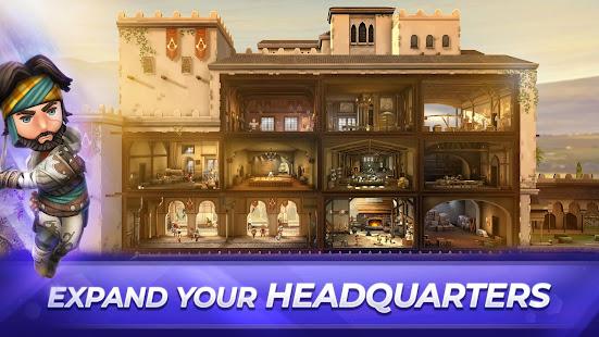 Assassin's Creed Rebellion v2.2.1 APK Data Obb Full Torrent