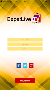 ExpatLive.TV- screenshot thumbnail