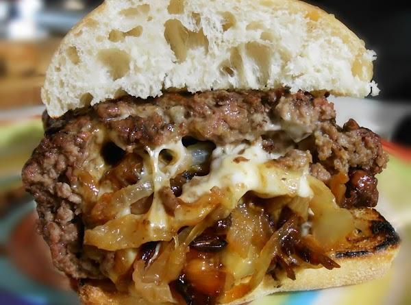 Stuffed Burger Series Recipe