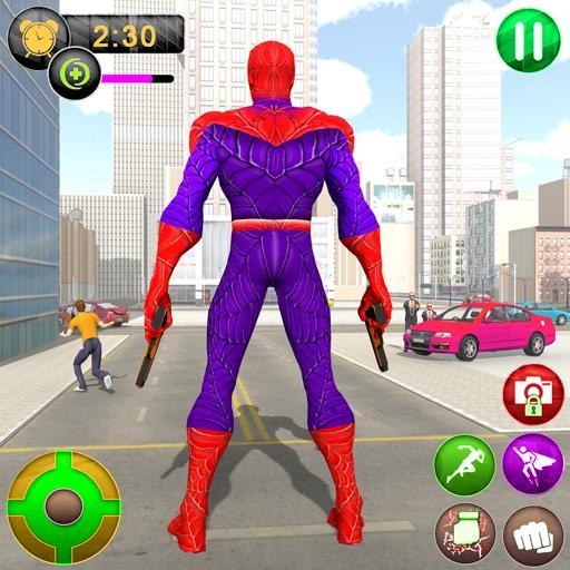 Grand Superhero City Theft Mafia Street Crime (game)