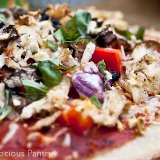 Clean Eating Family Night Pizza.