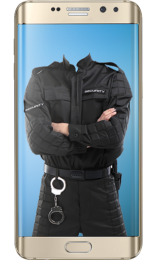 Police Suit Photo Frames - Picture & Image Editor screenshot 7