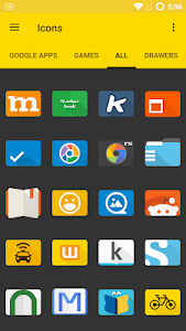 Matrix icon pack screenshot 7