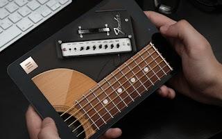 Screenshot of Real Guitar Free