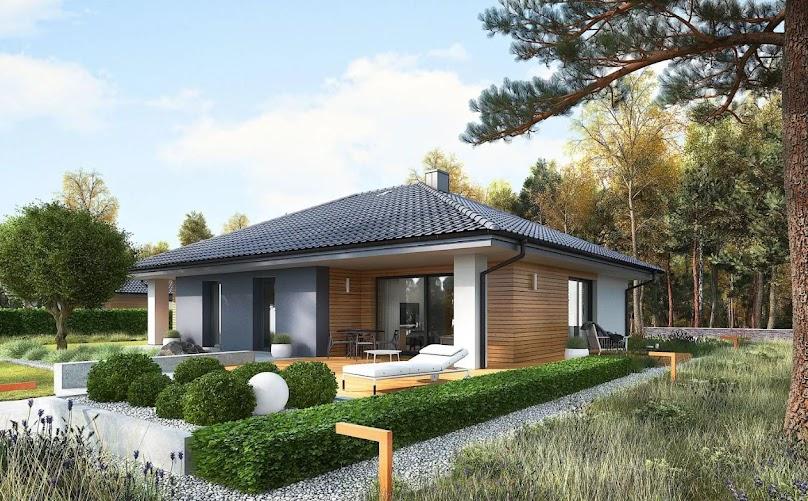 Projekt domu Mini 4 Energo