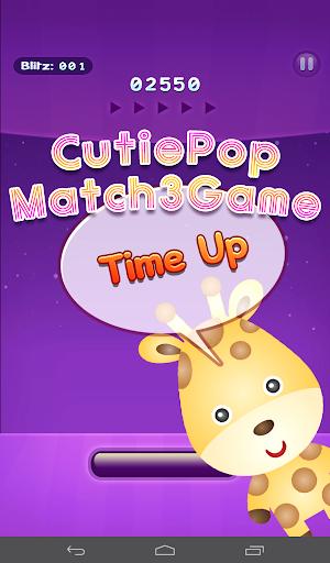 CutiePop u3010Match 3 Gameu3011 1.09 Windows u7528 6