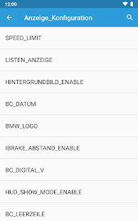 BimmerCode for BMW and Mini Premium 2.11.1-6048 APK For Android - 12 - images: Download APK free online downloader | Download24h.Net