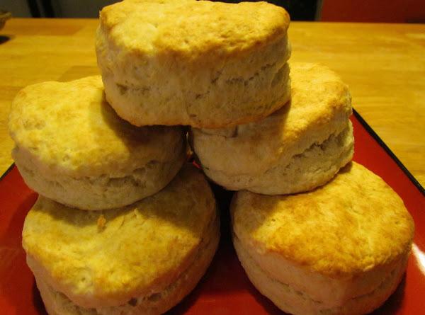 Lil' Mama's Big Biscuits Recipe