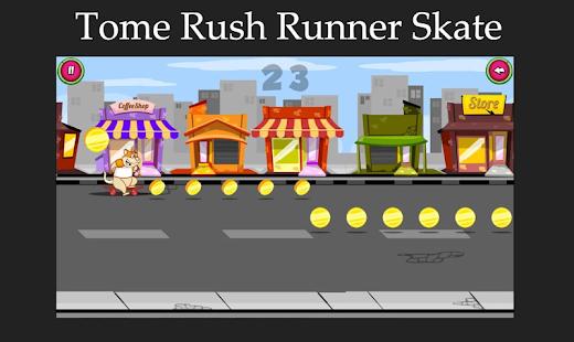 Tom Rush Skate - náhled