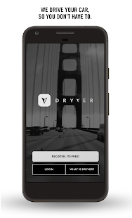 Dryver - Personal Drivers- screenshot thumbnail