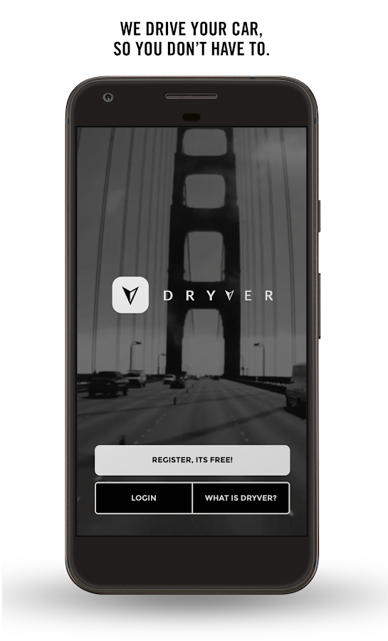 Dryver - Personal Drivers- screenshot