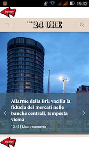 Giornali e Quotidiani screenshot 3