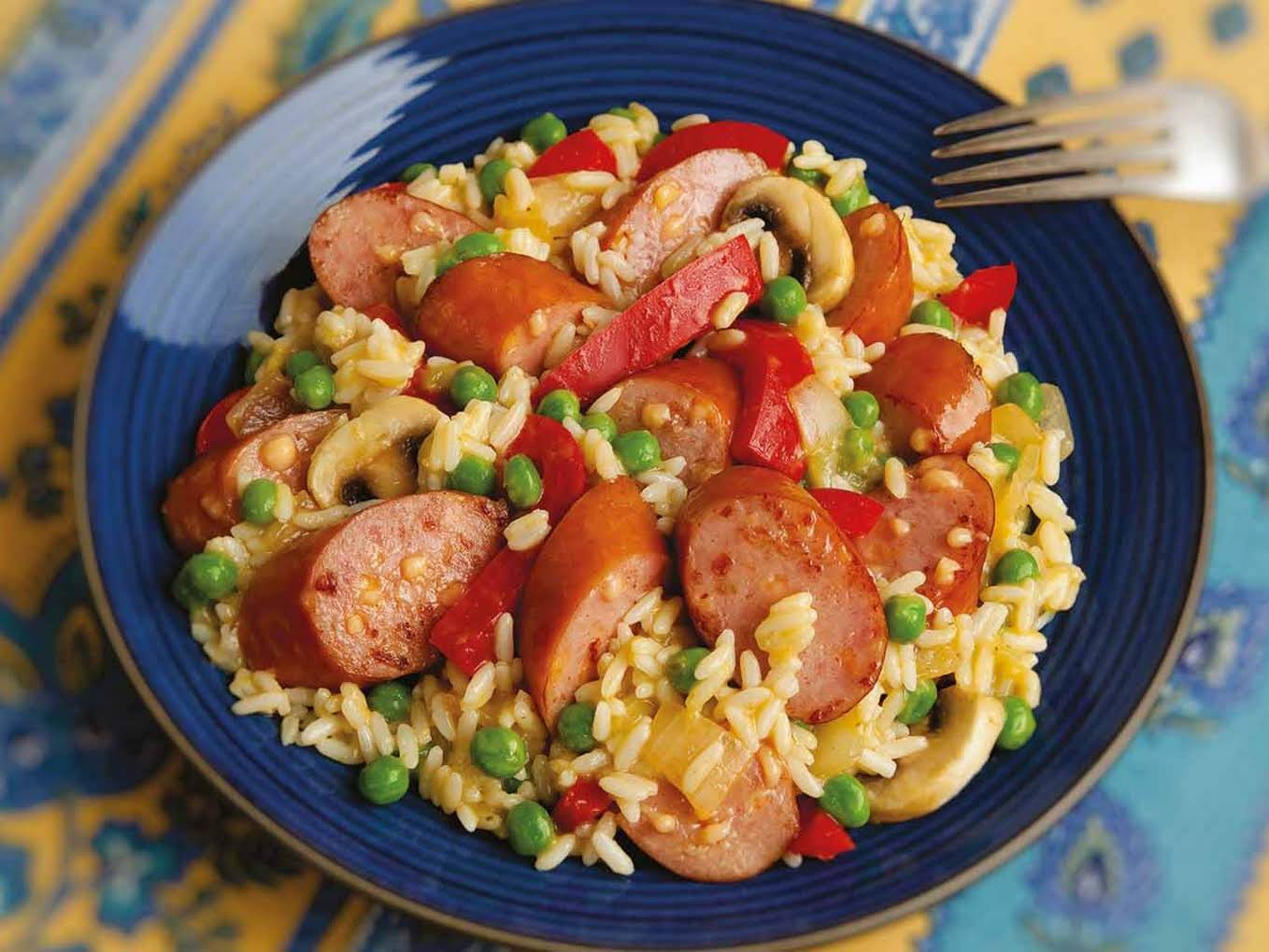 10 Best Smoked Sausage Skillet Dinner Recipes Yummly