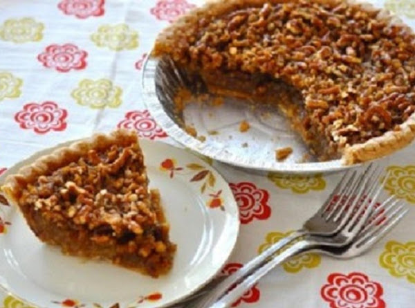 No-pecan Pecan Pie...by Christy Jordan Recipe