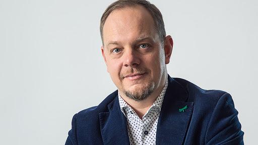 Lauri Haav, MD of e-Residency.