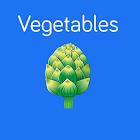 Verduras Preescolar Niñito icon