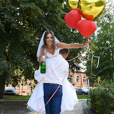 Wedding photographer Darek Majewski (majew). Photo of 04.10.2018