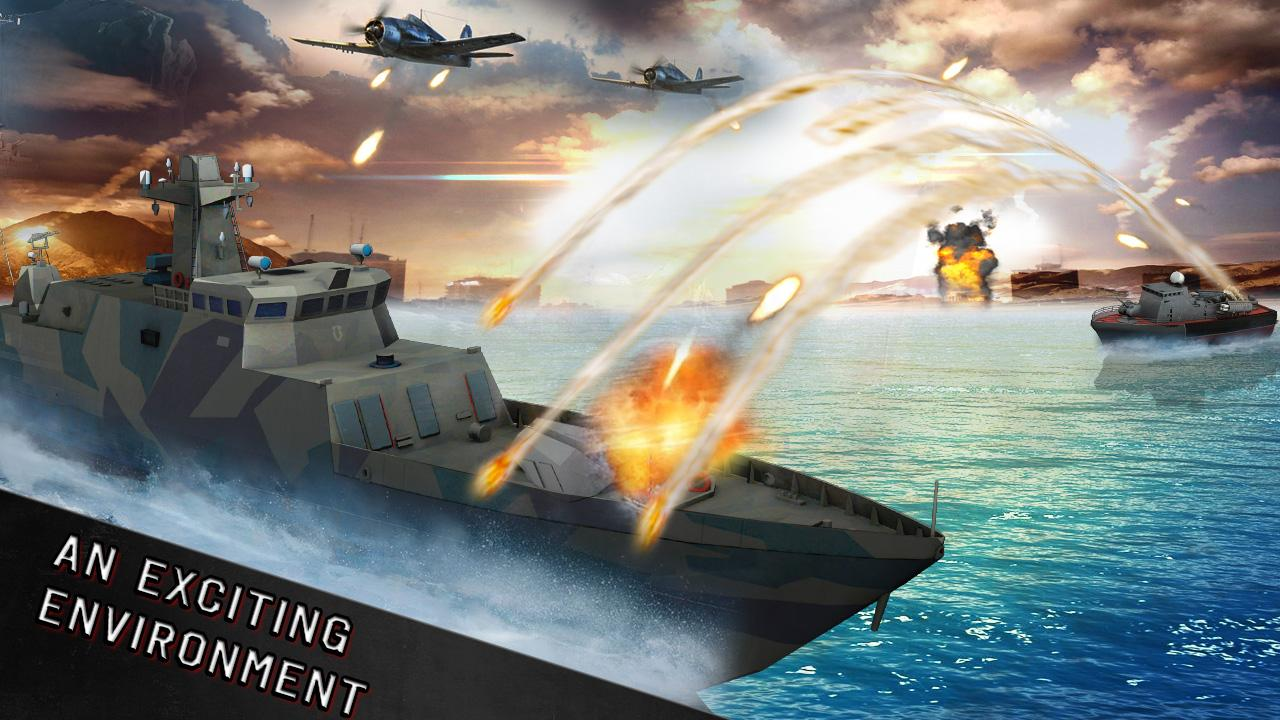 Global Warship Battle- screenshot