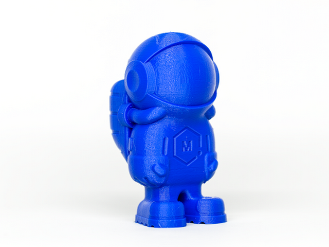 Royal Blue MH Build Series PLA Filament - 1.75mm (1kg)