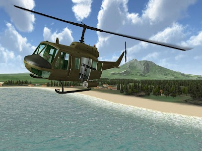 Helicopter Sim Flight Simulator Air Cavalry Pilot  Apk Download For Android and Iphone 3