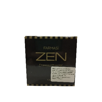Compacto Farmasi Zen 02 Porcelana