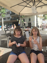 Photo: First gelato of the vacation