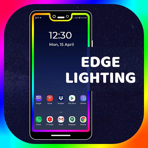 Edge Lighting - Rounded Corner & Wallpaper 1 0 + (AdFree) APK for
