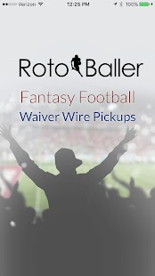 Fantasy Football Waiver Wire - náhled