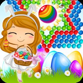 Bubble Easter Blast Mania