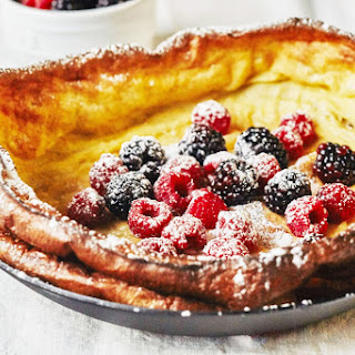 How To Make a Dutch Baby Pancake.