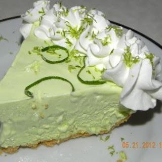 Frozen Key Lime Pie.