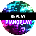 """""""Replay"""" PianoPlay icon"""