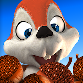Where Are My Nuts? Go Squirrel APK for Bluestacks