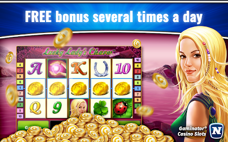Gaminator - Free Casino Slots 2.1.5 screenshot 563747