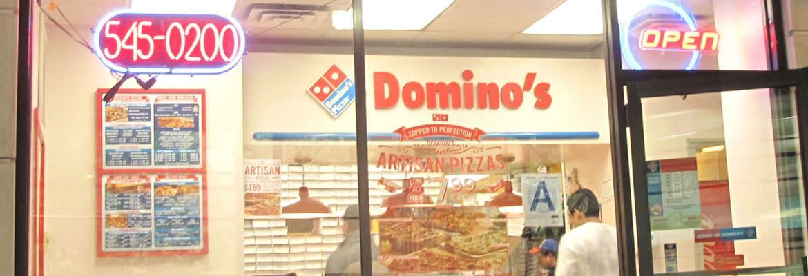 How to Get Access to the Domino's Pizza Wifi?