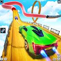 Mega Ramp Stunt Car Games icon