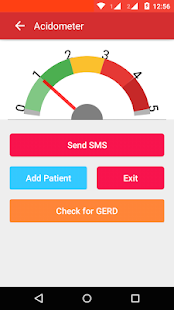 Acidometer screenshot