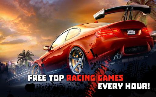 賽車熱門遊戲視頻
