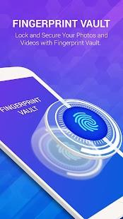Fingerprint Vault: Hide Photos & Videos - náhled