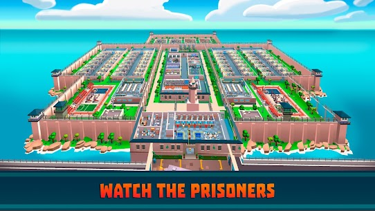 Prison Empire Tycoon Game 1.2.3 Apk + Mod (Money) Android FREE 4