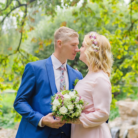 Wedding photographer Ekaterina Mochalova (kmfoto). Photo of 18.10.2017