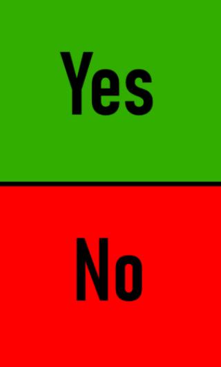 Скриншот Yes or No
