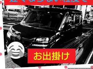 ソリオバンディット MA36S 2018のカスタム事例画像 アッシー (081216atuyan)←インスタさんの2020年02月22日17:32の投稿