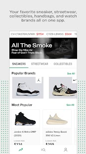 StockX - Buy & Sell Sneakers, Streetwear + More Screenshot
